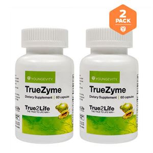 Picture of TrueZyme - 60 capsules (2 Pack)